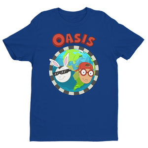 Oasis, Short Sleeve T-shirt