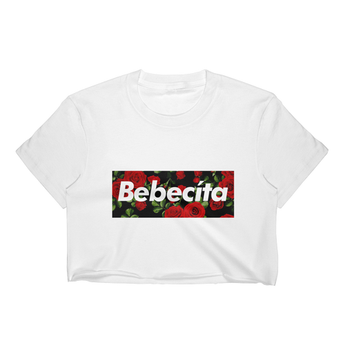 Bebecita, Women's Crop Top