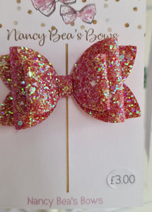 Nancy Bea bows set