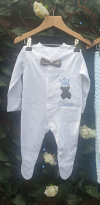 Regal teddy sleep suit