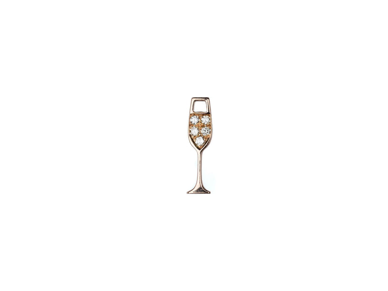 Tiny Champagne Glass