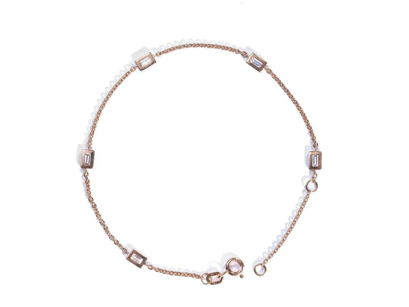 The Mini Milestones Bracelet