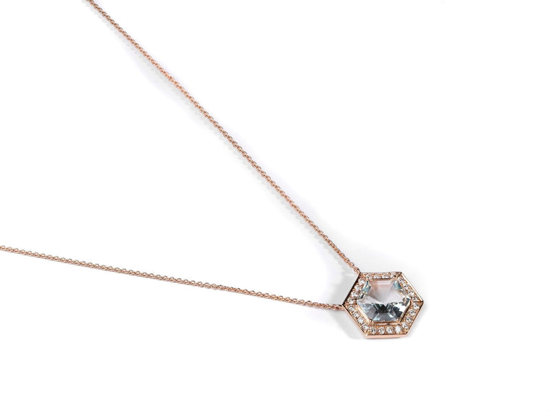 The Hexagon Necklace