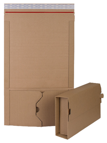 C1 Book Wrap Mailer Box 216x154x55mm