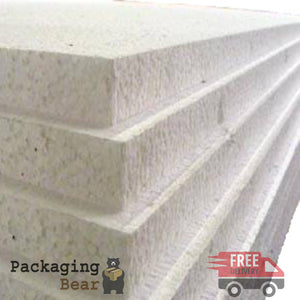 600 x 400 x 25mm Expanded Polystyrene EPS70 Sheeting