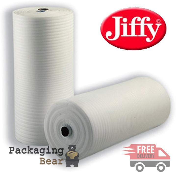 Jiffy Foam Rolls 750mm Wide
