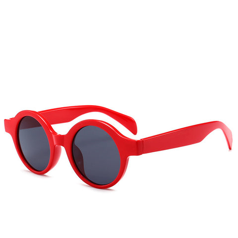 Retro Small Round Sunglasses