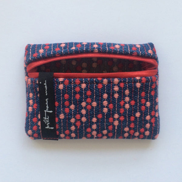 Mini Case Manhattan jeans/sangria/red