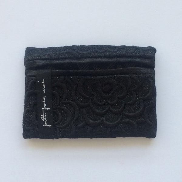 Mini Case Saint-Tropez black jeans/black