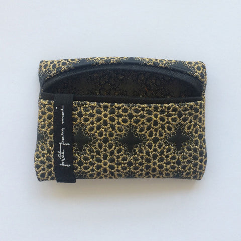 Mini Case Tribeca black/gold