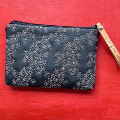 Simple Case Mille Fleurs black/sand