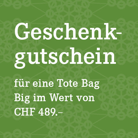 Gutschein Tote Bag Big