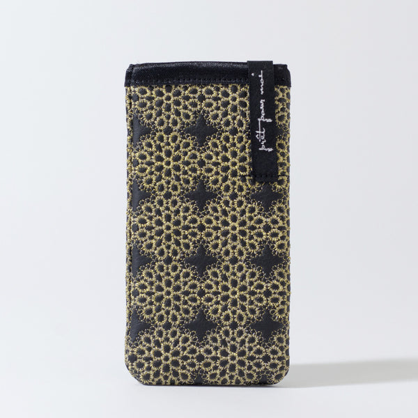 Mobile Case Tribeca black/gold