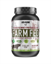 Load image into Gallery viewer, FARM FED Grass-Fed Whey