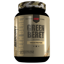 Load image into Gallery viewer, GREEN Beret Vegan Protein