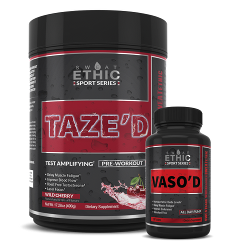 TAZE 'D Pump Stack