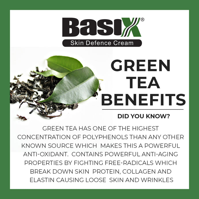 5 Benefits of Using Green Tea in Skin Care Products