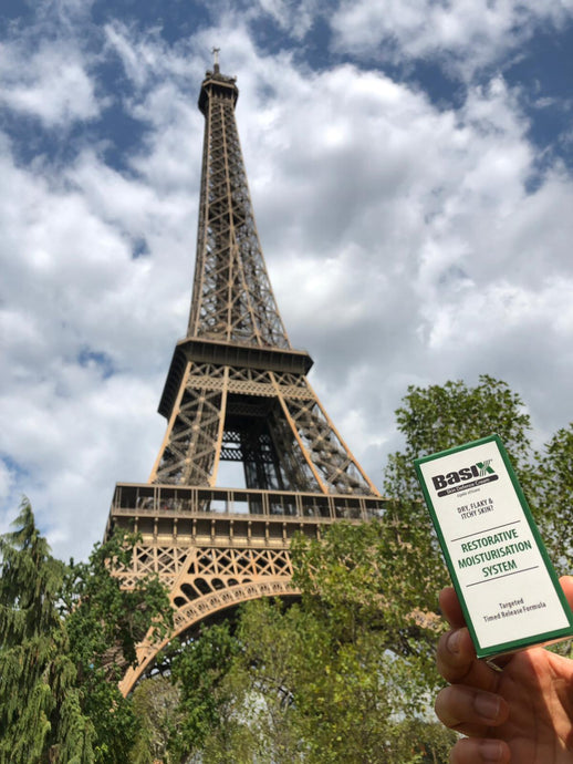 Basix Skin Defence Cream Available in Paris - Around The World with Basix