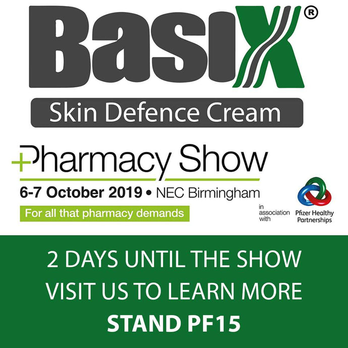 The Pharmacy Show starts Sunday! Come by Stand PF15 and learn more about our amazing products.