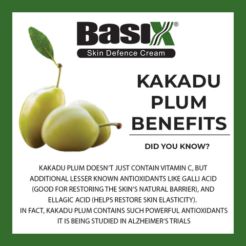 Kakadu Plum benefits for skin creams