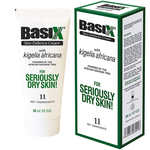 Basix Skin Defence Cream - Same Formulation In A New package