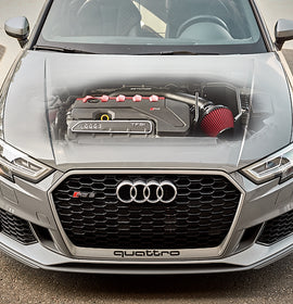 CTS TURBO 8V RS3 / 8S TTRS 2.5T EVO INTAKE