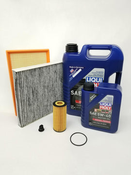 Vw Audi Maintenance Kit - Mk7 1.8T/2.0T
