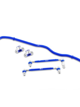 SuperPro Front 26mm Heavy Duty 2 Position Blade Adjustable Sway Bar and Link Kit