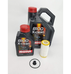 Vw Audi 2.0T/1.8T Oil change kit (Motul)