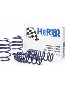 H&R Sport Springs For MK7/7.5 Golf R