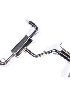 CTS TURBO MK6 GTI 3″ CAT BACK EXHAUST