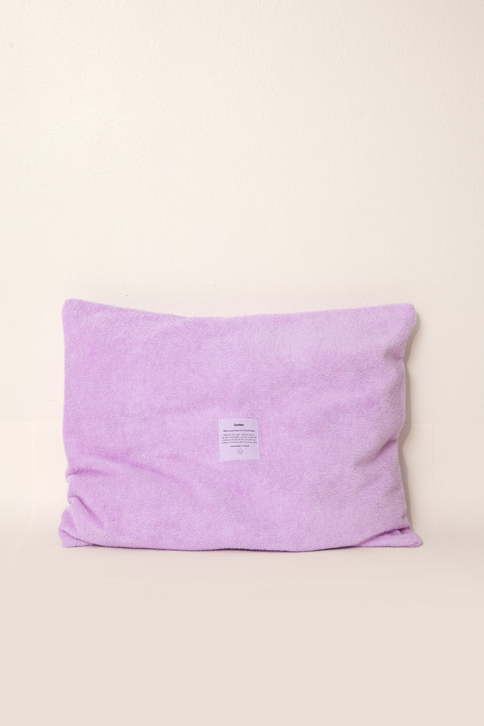Terry 50x50/50x60 cm Pillowcase in Lupine