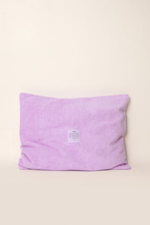 Terry 50x50/50x60 Pillowcase in Lupine