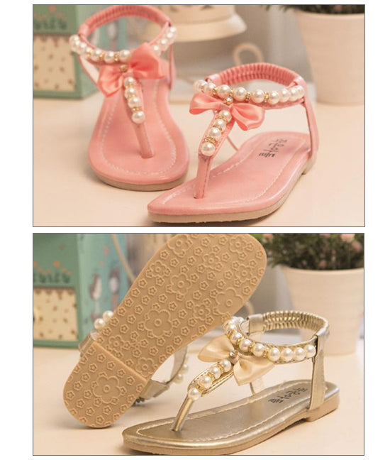 Pearl Sandals (Pink or Gold) - Goosebumps Clothing. Pearl Sandals (Pink or  Gold) - Goosebumps Clothing