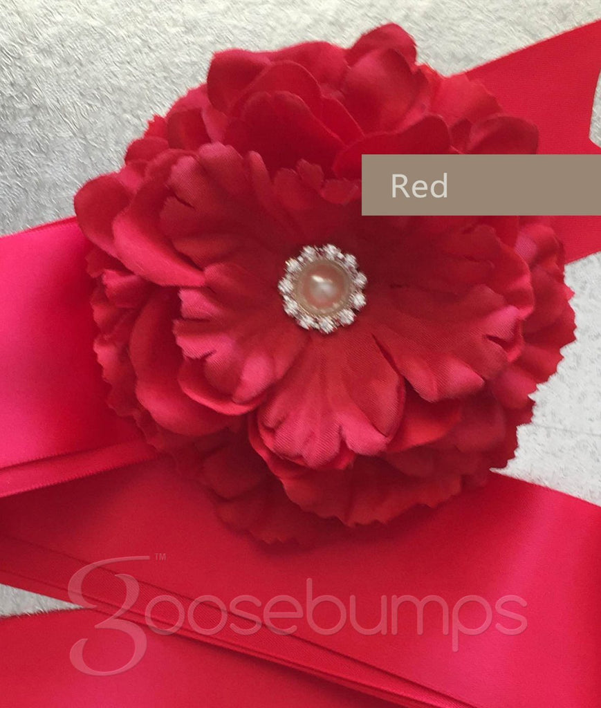 Dress Sash - Goosebumps Clothing