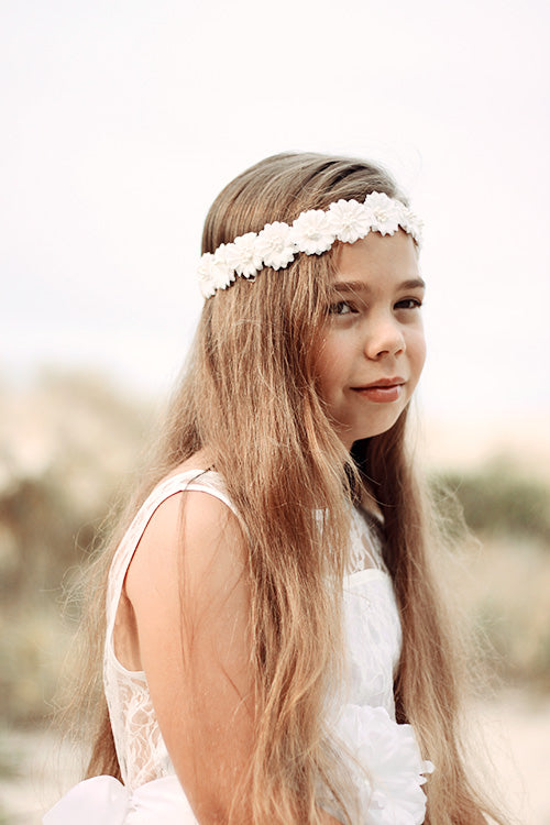 Daisy Headband - Goosebumps Clothing
