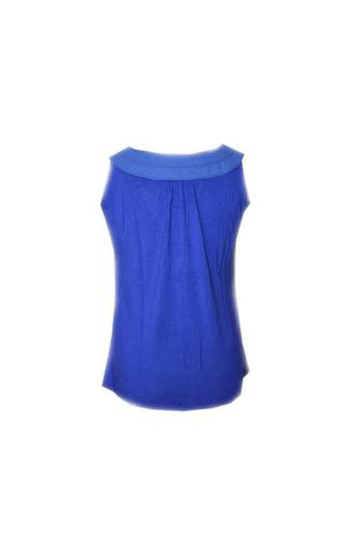 Olivia Blue Maternity Breastfeeding Top - Goosebumps Clothing