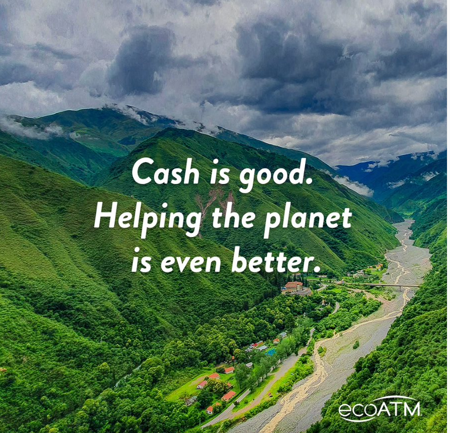 helping the planet is better than cash