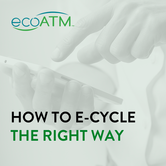how to e-cycle the right way