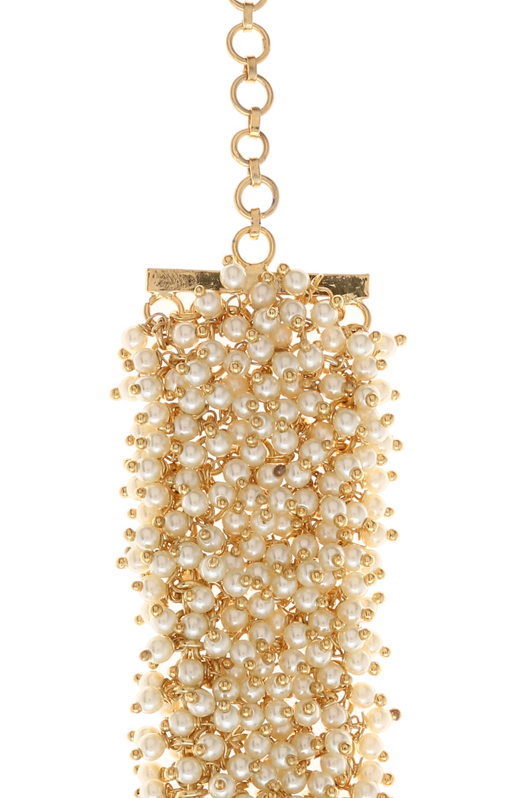 Vaidehi Gold Plated Pearls Bracelet