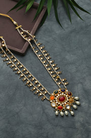 Urmi Navrattan Necklace with Fresh Water Pearls