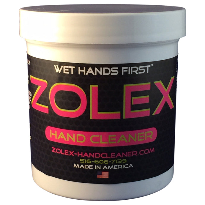 Zolex - Hand Cleaner Demonstration on Soot