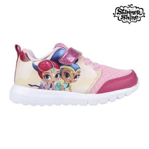 Barnskor Shimmer and Shine Rosa