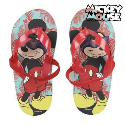 Strandtofflor Mickey Mouse