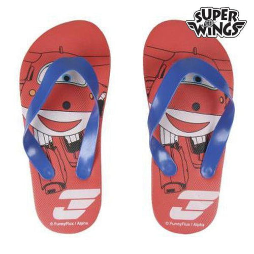 Strandtofflor Super Wings