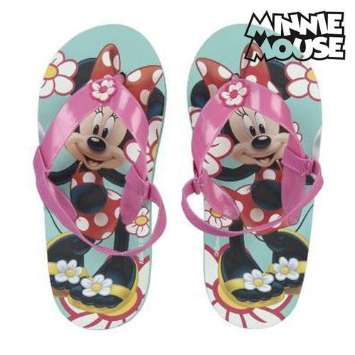 Strandtofflor Minnie Mouse