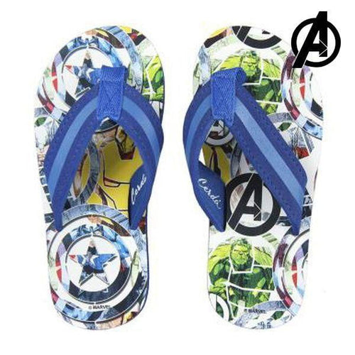 Strandtofflor The Avengers Polyester