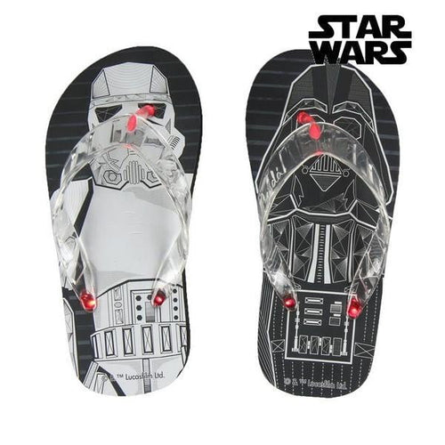 Flip-flops med LED-ljus Star Wars