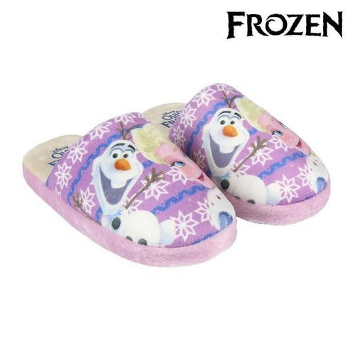 Tofflor Frozen Lila