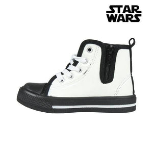 Barnskor Casual Star Wars Svart